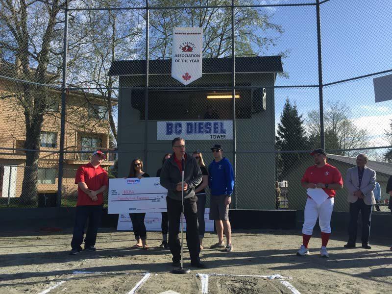 PricePro supports local baseball – NCBA