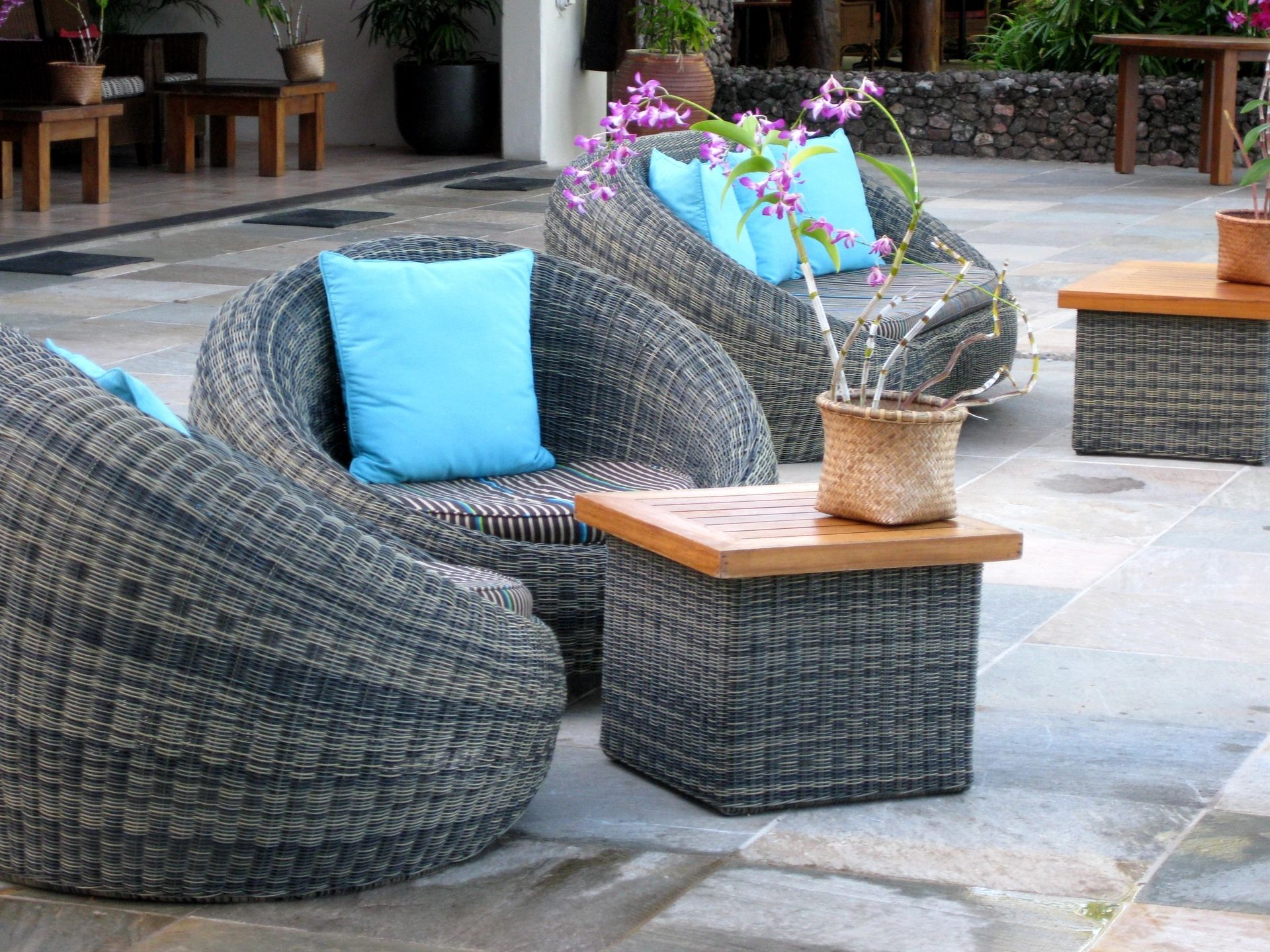 Five Tips For Choosing Chic Patio Furniture